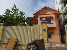 Studio Property for rent in Boeng Kak Ti Pir, Phnom Penh Villa for rent.