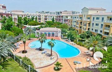 Southwest Apartments in Ewan Residences, Dubai