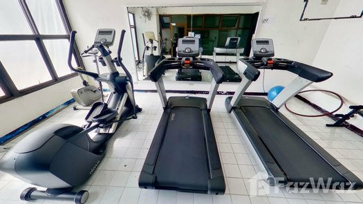 3D Walkthrough of the Gym commun at J.C. Tower
