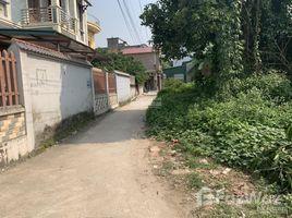 N/A Land for sale in Kieu K?, Hanoi Cần bán căn góc 82m2 tại Kiêu Kỵ có thể chia đôi, đường 2.5m. LH: 03.3861.1368