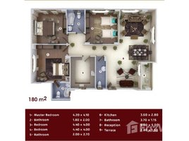 3 Bedrooms Apartment for sale in Al Andalus District, Cairo Al Andalus El Gedida