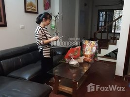 4 Phòng ngủ Nhà mặt tiền cho thuê ở Khương Mai, Hà Nội Cho thuê nhà đường Nguyễn Viết Xuân - Thanh Xuân