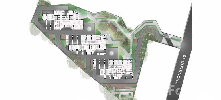 Master Plan of Park Origin Thonglor - Photo 1