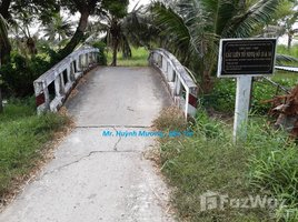 N/A Land for sale in Binh Thanh, Ben Tre Đất vườn dừa, DT: 4879m2 (16,4m x 297,3m), cách đường xe tải nhỏ 300m, giá: 1,3 tỷ