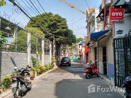 3 Bedrooms House for sale in Ward 4, Ho Chi Minh City Bán nhà hẻm 5.5m Hoàng Văn Thụ, DT: 4.5x16m, 1 trệt 1 lửng, nhà 2 mặt thoáng, khu an ninh, 12.5 tỷ