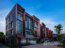 2 Bedrooms Townhouse for sale in Anusawari, Bangkok Altitude Prove Kaset-Nawamin