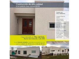 3 Habitaciones Casa en venta en , Buenos Aires PILAR DEL ESTE BARRIO SAN EDUARDO, Pilar - Gran Bs. As. Norte, Buenos Aires