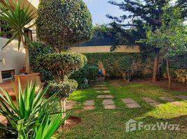 Grand Casablanca Na Anfa Villa a vendre sur Ain Diab, exposée plin sud 4 卧室 屋 售