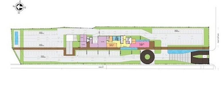 Master Plan of Chewathai Ramkamhaeng - Photo 1