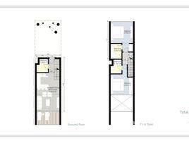 Matrouh Townhouse Corner 91 M For Sale In Loft/Fouka Bay 2 卧室 房产 售
