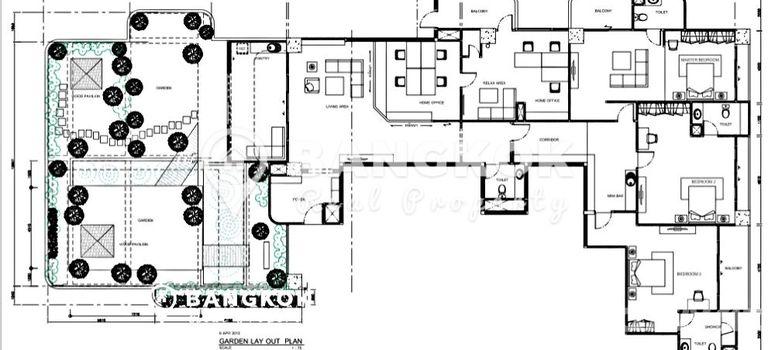 Master Plan of D.S. Tower 1 Sukhumvit 33 - Photo 1