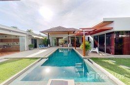 3 bedroom Villa for sale at Botanica The Residence (Phase 4) in Phuket, Thailand