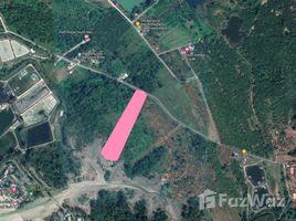 攀牙 Khuek Khak 5 Rai Land for Sale or Long Term Rent in Khao Lak N/A 土地 售