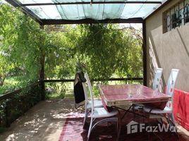 Marrakech Tensift Al Haouz Na Annakhil Coquette villa vide en location sur la route de fes 2 卧室 别墅 租