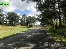 N/A Land for sale in Ward 7, Lam Dong Bán 1200m2, 2400m2, 4500m2 đất ven hồ KDL Thung Lũng Vàng phù hợp kinh doanh, đầu tư