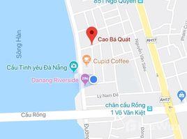 N/A Đất bán ở An Hải Tây, Đà Nẵng Đất MT Cao Bá Quát ngay cầu Rồng, 72.9m2, giá rẻ 7.6 tỷ