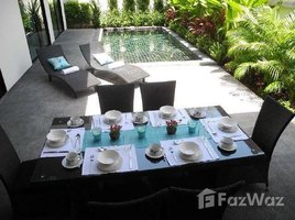普吉 拉威 Intira Villas 1 3 卧室 别墅 租