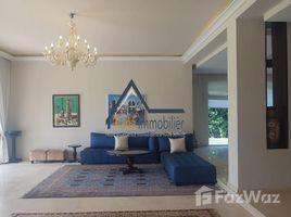 Rabat Sale Zemmour Zaer Na Agdal Riyad Villa de haut stading à louer sur Souissi 4 卧室 别墅 租