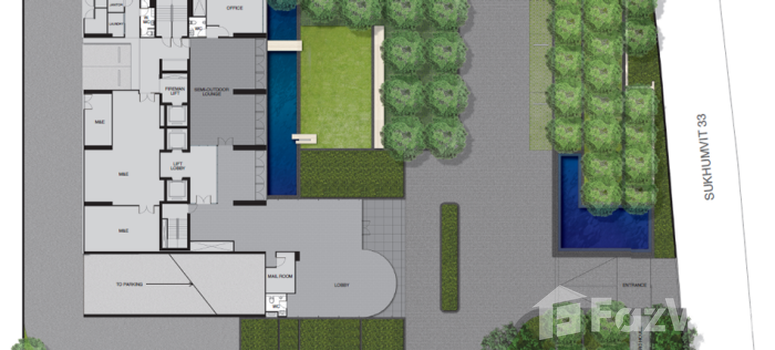Master Plan of Noble BE33 - Photo 1