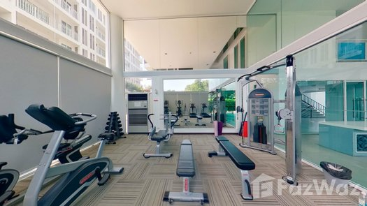 3D Walkthrough of the ห้องออกกำลังกาย at My Resort Hua Hin