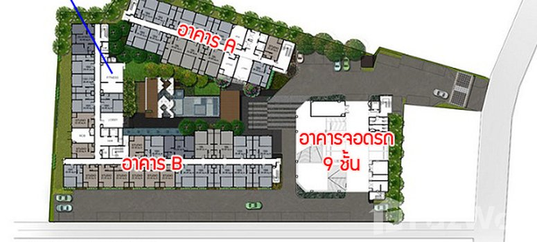 Master Plan of Condolette Pixel Sathorn - Photo 1