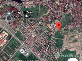 N/A Land for sale in Thi Cau, Bac Ninh Bán lô đất dt 220,6m2 khu Thanh Sơn, đối diện chung đường với KĐT Phúc Ninh, hướng Nam, giá 4 tỷ