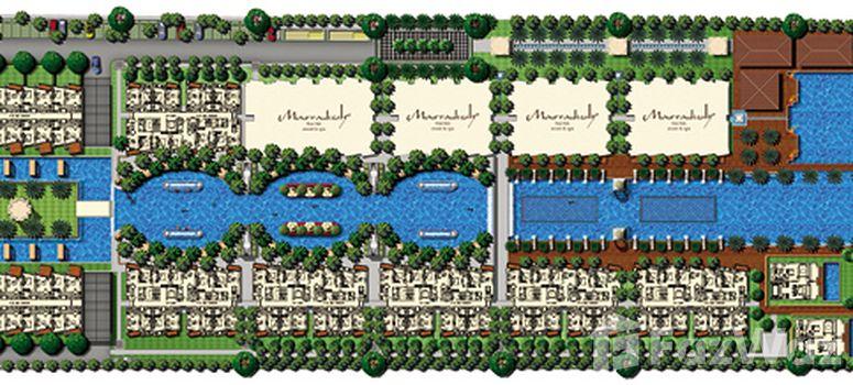 Master Plan of Marrakesh Residences - Photo 1