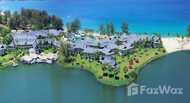 Available Units at SAii Laguna Phuket
