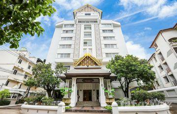 Viangbua Mansion in Chang Phueak, Chiang Mai