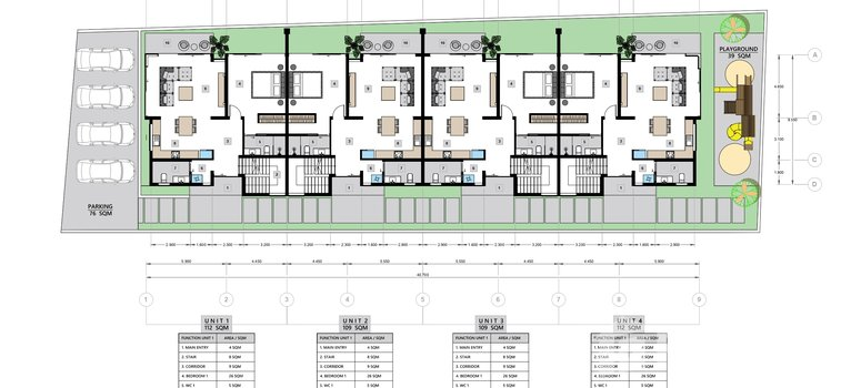 Master Plan of Choeng Mon Fine Living - Photo 1