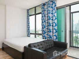 Studio Condo for rent in Bang Na, Bangkok Ideo Blucove Sukhumvit