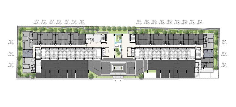 Master Plan of Quintara Phume Sukhumvit 39 - Photo 1