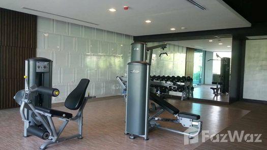 3D Walkthrough of the Communal Gym at Q Conzept Condominium