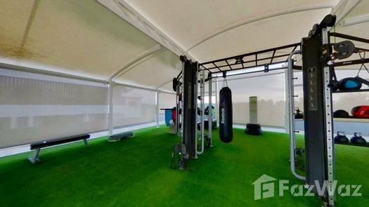 3D Walkthrough of the Communal Gym at Ocean Stone
