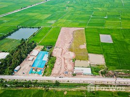 N/A Property for sale in Phnum Den, Takeo Prime Land 3.5HA at National Road No.2 Takeo-Vietnam