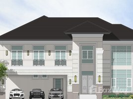 4 Bedrooms House for sale in Tha Raeng, Bangkok Crystal Solana