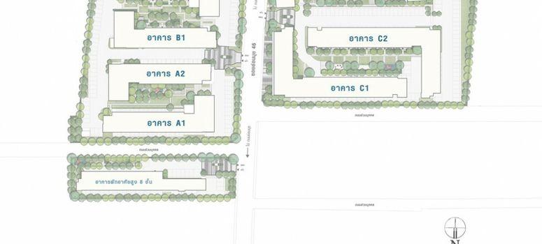 Master Plan of Lumpini Ville Onnut 46 - Photo 1