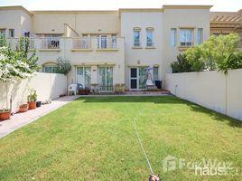 迪拜 Grand Paradise Immaculate Type 2M | Backing Pool/ Park | Must See 3 卧室 别墅 售