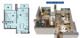 Unit Floor Plans of Azizi Riviera (Phase 3)