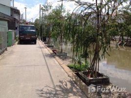 1 Bedroom House for sale in Binh My, Ho Chi Minh City Bán cái nhà cấp 4 đường Bờ Kè, đối diện quán cà phê Trúc Vàng, phường Phú Cường, TP. Thủ Dầu Một