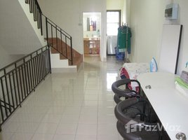 武里南 Nai Mueang City Center Townhouse For Sale 3 卧室 屋 售