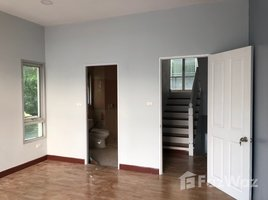 3 Bedrooms Townhouse for rent in Lat Yao, Bangkok Baan Klang Muang The Paris Rama 9 - Ramkamhaeng