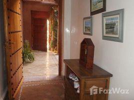 4 Bedrooms Villa for rent in Na Machouar Kasba, Marrakech Tensift Al Haouz Belle villa style riad à louer meublée, 4 chambres, dans une résidence sécurisée avec des beaux jardins , bassin et piscine collective à Agdal à 10 mi