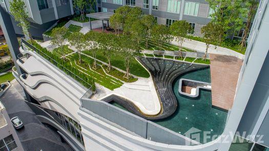 Photos 1 of the Communal Garden Area at Ideo Mobi Bangsue Grand Interchange