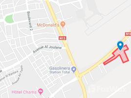 N/A المالك للبيع في NA (Tetouan Al Azhar), Tanger - Tétouan Lot de terrain pour villa près du hotel Chams