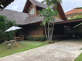 2 Bedrooms Property for sale in Pa Daet, Chiang Mai One Story Thai Style House