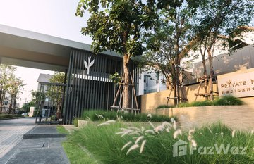 Private Nirvana Residence East in Nawamin, Bangkok