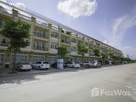 5 chambres Maison de ville a vendre à Tuek Thla, Phnom Penh Link Villa
