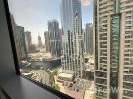 迪拜 Lake Almas East Indigo Tower 1 卧室 房产 租