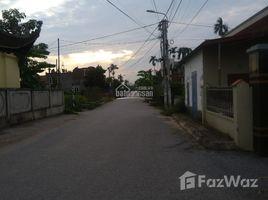海防市 Hong Thai Bán đất mặt đường 1462m2 thôn Kiều Trung, Hồng Thái, giá 3.5 tr/m2. Phạm Thắng: +66 (0) 2 508 8780 N/A 土地 售